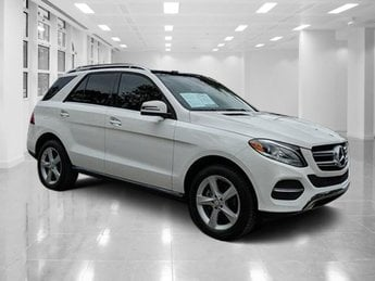 2016 Mercedes-Benz GLE GLE 350 RWD Premium Unleaded V-6 3.5 L/213 Engine 4 Door