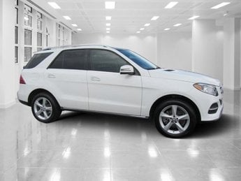 2016 Mercedes-Benz GLE GLE 350 4 Door SUV Automatic RWD Premium Unleaded V-6 3.5 L/213 Engine