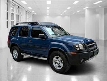 2002 Just Blue Clearcoat Nissan Xterra SE Gas V6 3.3L/201 Engine 4 Door Automatic