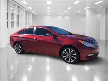 2013 Hyundai Sonata Limited 4 Door Automatic FWD
