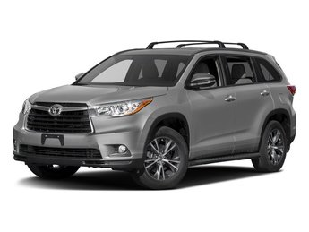 2016 Toyota Highlander XLE 4 Door Regular Unleaded V-6 3.5 L/211 Engine Automatic FWD SUV