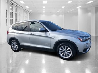 2017 BMW X3 xDrive28i Automatic SUV 4 Door Intercooled Turbo Premium Unleaded I-4 2.0 L/122 Engine AWD