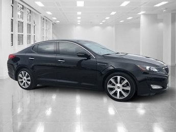 2012 Kia Optima SX Sedan 4 Door Turbocharged Gas I4 2.0L/122 Engine Automatic FWD