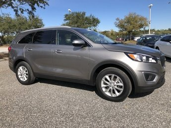 2016 Kia Sorento LX Automatic 4 Door Regular Unleaded I-4 2.4 L/144 Engine FWD SUV