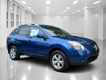 2008 Nissan Rogue SL SUV Gas I4 2.5L/152 Engine Automatic 4 Door FWD