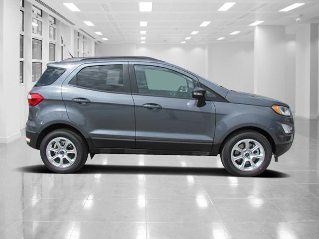 2018 Ford EcoSport SE SUV FWD Intercooled Turbo Regular Unleaded I-3 1.0 L/61 Engine 4 Door Automatic