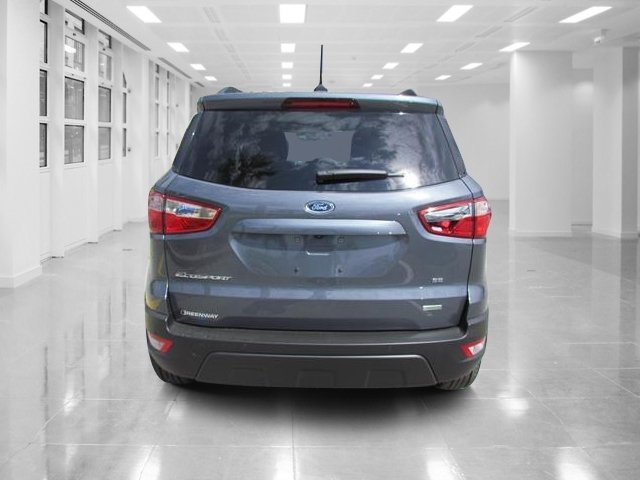 2018 Ford EcoSport SE SUV FWD 4 Door Automatic Intercooled Turbo Regular Unleaded I-3 1.0 L/61 Engine