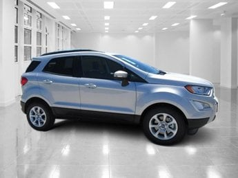 2018 Moondust Silver Metallic Ford EcoSport SE Automatic FWD SUV Intercooled Turbo Regular Unleaded I-3 1.0 L/61 Engine 4 Door