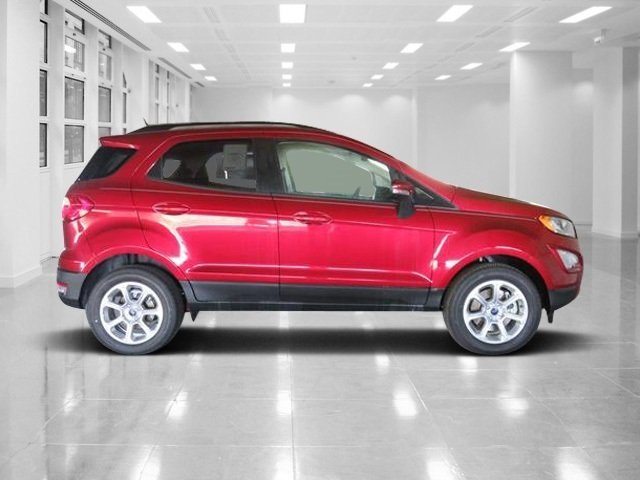 2018 Ford EcoSport SE FWD Automatic Intercooled Turbo Regular Unleaded I-3 1.0 L/61 Engine