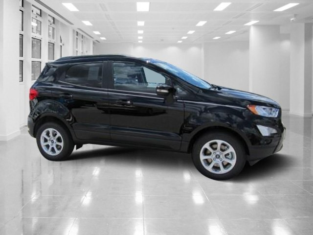 2018 Shadow Black Ford EcoSport SE 4 Door Intercooled Turbo Regular Unleaded I-3 1.0 L/61 Engine Automatic