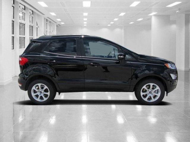 2018 Ford EcoSport SE SUV Automatic 4 Door Intercooled Turbo Regular Unleaded I-3 1.0 L/61 Engine FWD