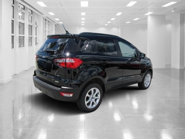 2018 Ford EcoSport SE SUV FWD Intercooled Turbo Regular Unleaded I-3 1.0 L/61 Engine Automatic