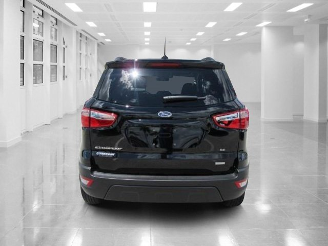 2018 Shadow Black Ford EcoSport SE SUV FWD Intercooled Turbo Regular Unleaded I-3 1.0 L/61 Engine Automatic 4 Door