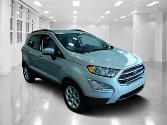 2018 Ford EcoSport SE SUV 4 Door Intercooled Turbo Regular Unleaded I-3 1.0 L/61 Engine FWD Automatic