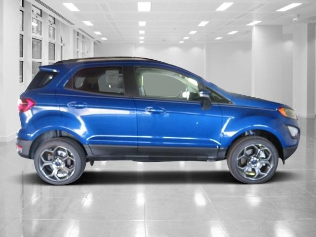 2018 Ford EcoSport SES Automatic SUV AWD Regular Unleaded I-4 2.0 L/122 Engine
