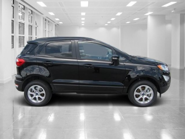 2018 Shadow Black Ford EcoSport SE AWD Automatic 4 Door