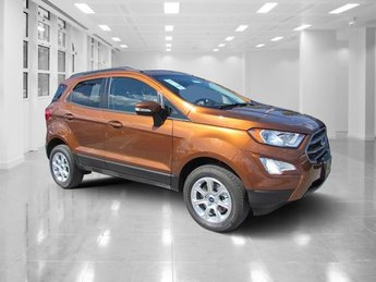 2018 Canyon Ridge Metallic Ford EcoSport SE AWD Regular Unleaded I-4 2.0 L/122 Engine SUV