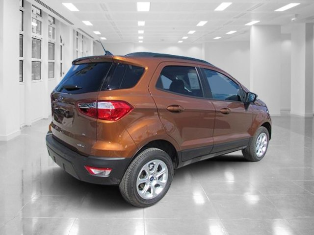 2018 Ford EcoSport SE SUV Regular Unleaded I-4 2.0 L/122 Engine AWD Automatic