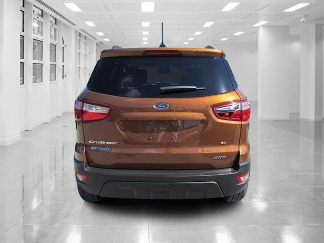 2018 Canyon Ridge Metallic Ford EcoSport SE AWD Regular Unleaded I-4 2.0 L/122 Engine Automatic SUV 4 Door