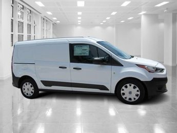 2019 Frozen White Ford Transit Connect Van XL Automatic FWD Van Regular Unleaded I-4 2.0 L/122 Engine 4 Door