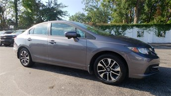 2015 Honda Civic EX Automatic (CVT) Sedan 4 Door 1.8L I4 SOHC 16V i-VTEC Engine