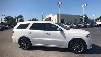 2017 Dodge Durango GT Automatic 3.6L V6 24V VVT Engine 4 Door SUV RWD