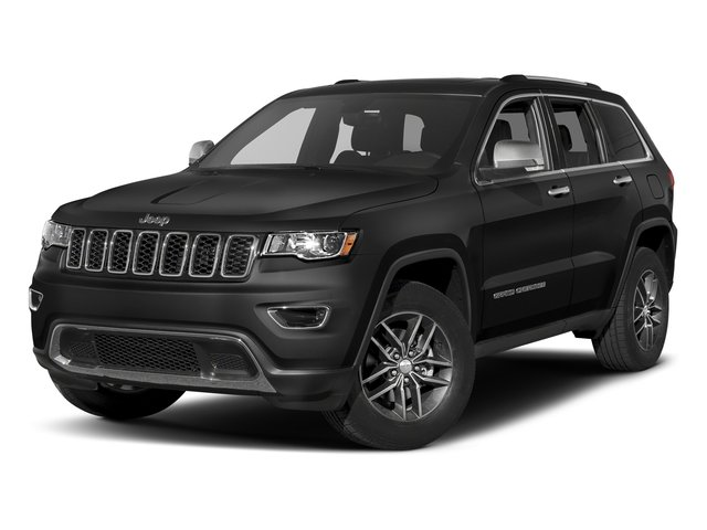 2017 Jeep Grand Cherokee Limited Automatic SUV RWD 4 Door 3.6L V6 24V VVT Engine