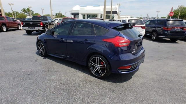 2017 Ford Focus ST FWD 4 Door 2.0L GTDi Engine Manual