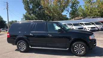 2017 Ford Expedition EL XLT SUV 4X4 Automatic 4 Door
