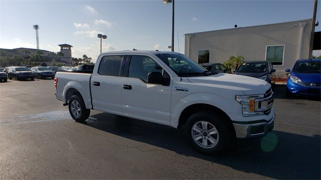 2018 Ford F-150 XLT Automatic 4 Door RWD 5.0L V8 Engine Truck