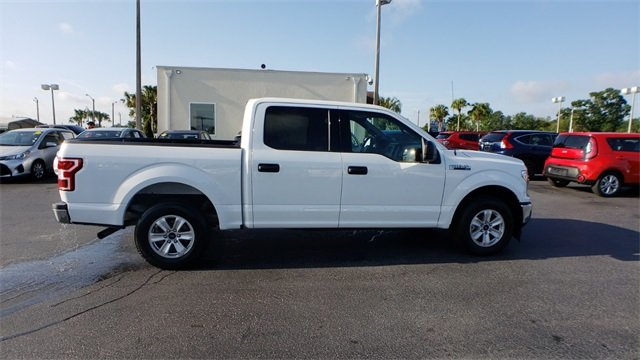 2018 Ford F-150 XLT RWD Truck 5.0L V8 Engine Automatic