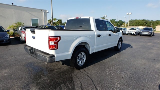2018 Ford F-150 XLT Truck RWD 5.0L V8 Engine 4 Door Automatic