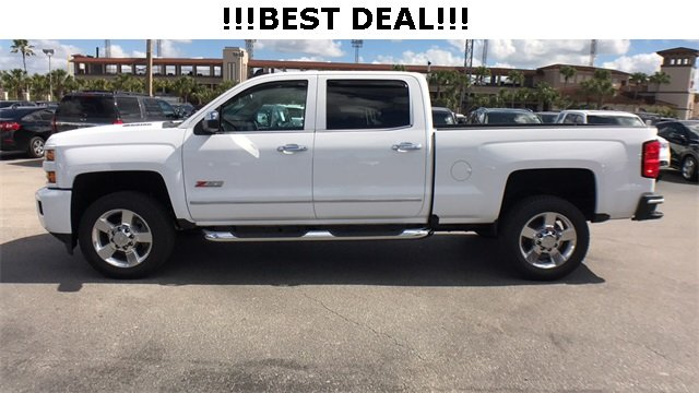 2016 Chevrolet Silverado 2500HD LTZ 4 Door Automatic 4X4