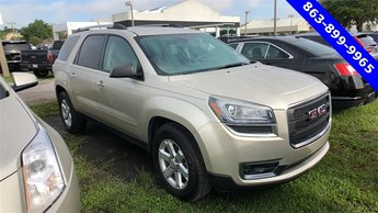 2015 GMC Acadia SLE FWD Automatic 3.6L V6 SIDI Engine SUV 4 Door