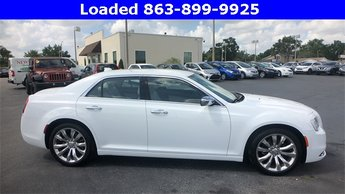 2018 Chrysler 300 Limited RWD 4 Door 3.6L 6-Cylinder SMPI DOHC Engine Sedan
