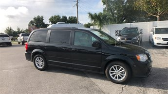 2016 Dodge Grand Caravan SXT Van Automatic 3.6L V6 24V VVT Engine