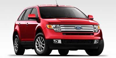 2010 Ford Edge Limited SUV 4 Door Duratec 3.5L V6 Engine