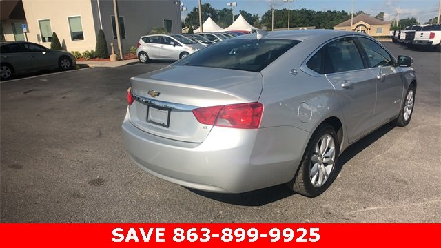 2017 Chevrolet Impala LT Sedan Automatic FWD