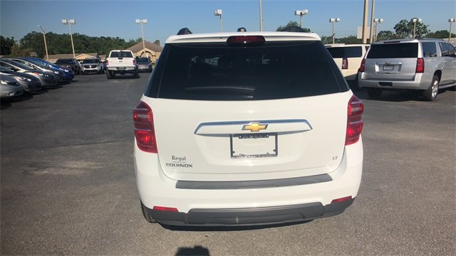 2017 Chevrolet Equinox LT SUV Automatic 4 Door FWD