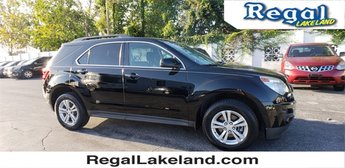 2013 Black Chevrolet Equinox LT SUV 4 Door Automatic 2.4L 4-Cylinder SIDI DOHC Engine FWD