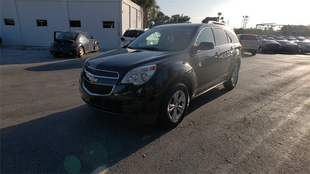 2013 Chevrolet Equinox LT 2.4L 4-Cylinder SIDI DOHC Engine FWD Automatic 4 Door SUV