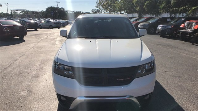 2016 Dodge Journey Crossroad Plus 4 Door FWD 2.4L I4 DOHC 16V Dual VVT Engine SUV Automatic