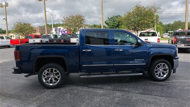 2016 GMC Sierra 1500 SLT EcoTec3 5.3L V8 Engine 4X4 4 Door Truck Automatic