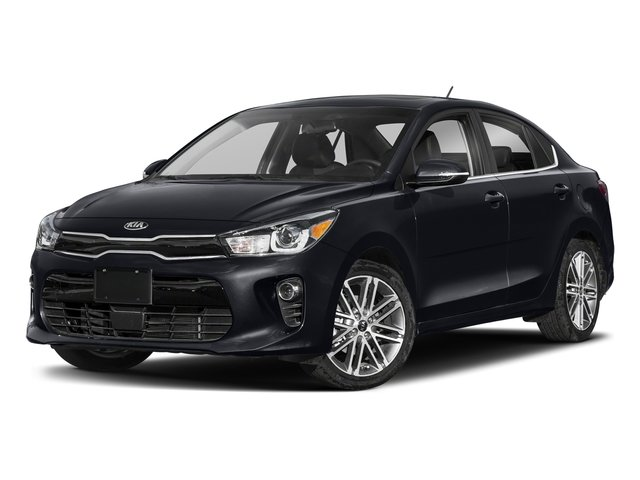 2018 Kia Rio LX Sedan 4 Door 1.6L I4 DGI 16V Engine