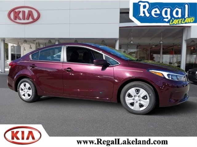 2018 kia forte garnet red. 2018 Kia Forte LX FWD Sedan 2.0L 4-Cylinder Engine Automatic 4 Door Garnet Red E