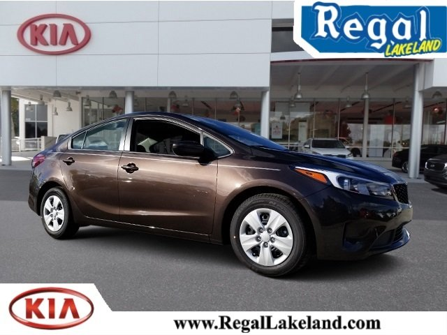 2018 Kia Forte LX FWD 2.0L 4-Cylinder Engine Automatic 4 Door