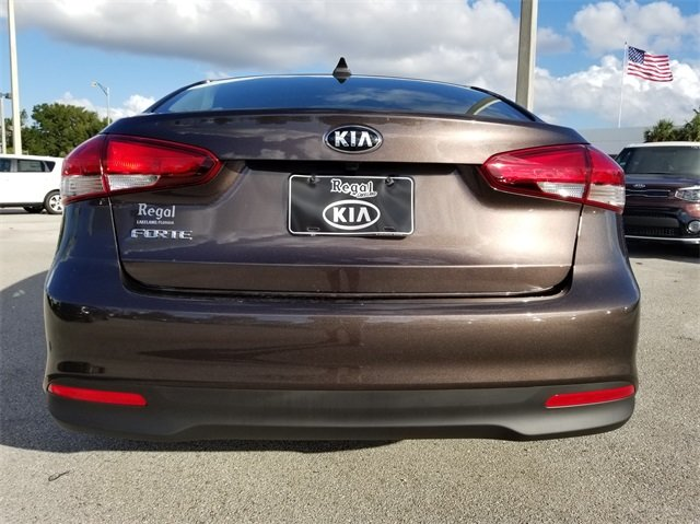 2018 Kia Forte LX 4 Door Sedan Automatic