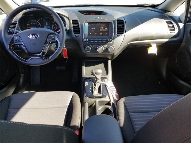 2018 Kia Forte S FWD Sedan 4 Door Automatic