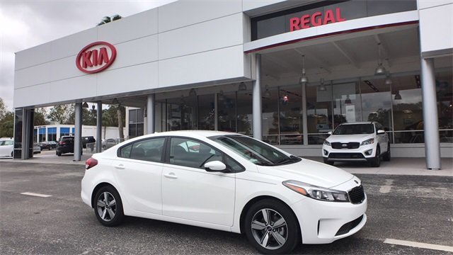 2018 Kia Forte S 2.0L 4-Cylinder Engine FWD 4 Door Automatic
