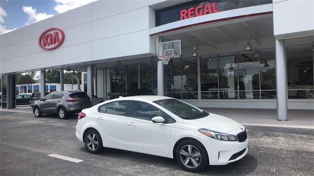 2018 Kia Forte S Sedan 4 Door FWD 2.0L 4-Cylinder Engine Automatic